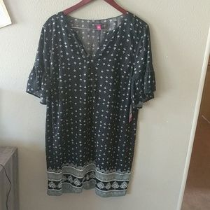 Vince Camuto tunic dress NWT